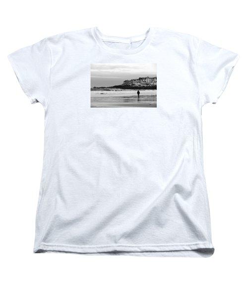 Time To Think Women's T-Shirt (Standard Cut)
