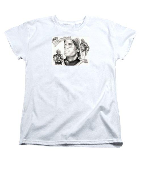 Tom Brady Women's T-Shirt (Standard Cut)