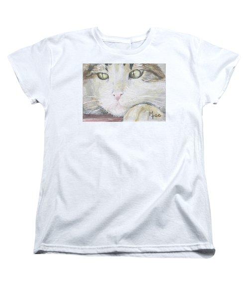 Tommy Women's T-Shirt (Standard Cut) by Mary-Lee Sanders