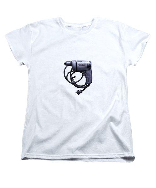 Tools On Wood 76 Women's T-Shirt (Standard Cut)