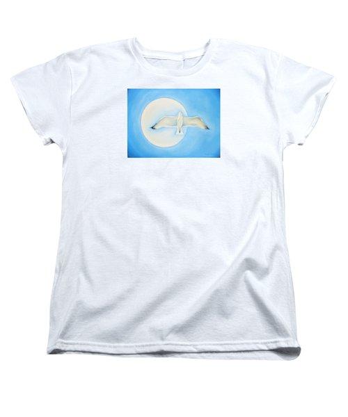 Transcendence Women's T-Shirt (Standard Cut) by Denise Fulmer