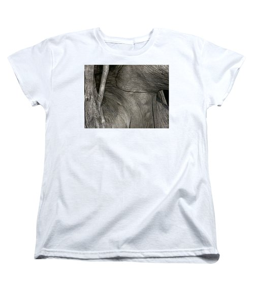 Women's T-Shirt (Standard Cut) featuring the photograph Tree Memories # 26 by Ed Hall