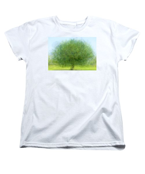 Tree Of Joy Women's T-Shirt (Standard Cut)