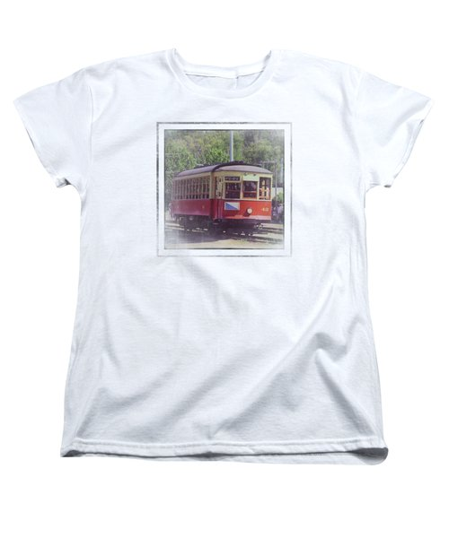 Trolley Car 42 Women's T-Shirt (Standard Cut)