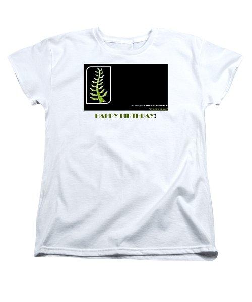 Trust In God Women's T-Shirt (Standard Cut)
