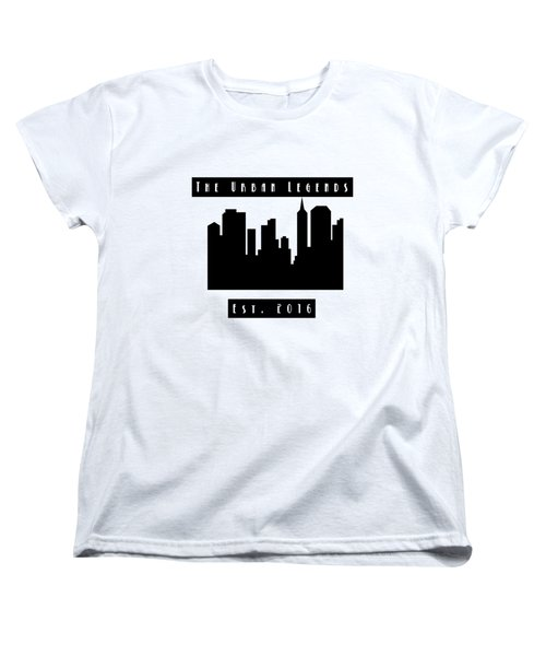 UL Women's T-Shirt (Standard Cut) by Murphy