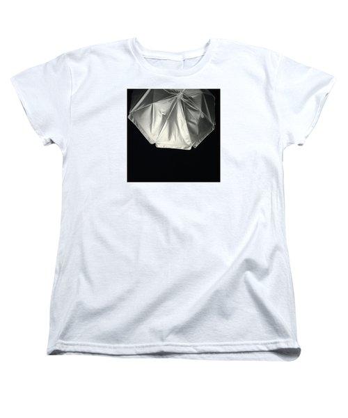 Umbrella Women's T-Shirt (Standard Cut) by Karen Nicholson