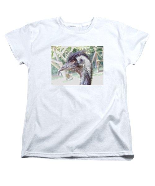 ...und Das Bin Ich, Wenn Ich Wieder Women's T-Shirt (Standard Cut) by Mandy Tabatt