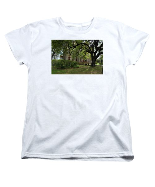 Under The Tree F5622a Women's T-Shirt (Standard Cut) by Ricardo J Ruiz de Porras
