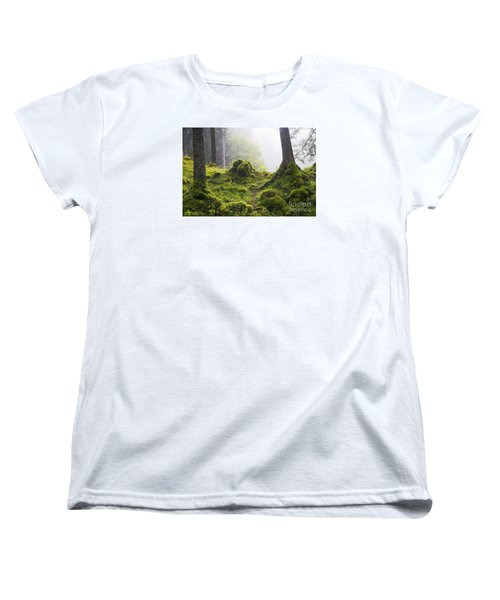 Underwood Women's T-Shirt (Standard Cut) by Yuri Santin