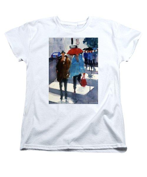 Union Square9 Women's T-Shirt (Standard Cut) by Tom Simmons
