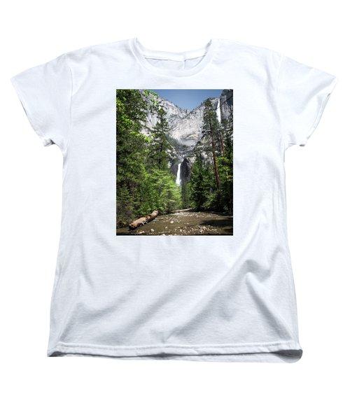 Upper Lower Women's T-Shirt (Standard Cut) by Ryan Weddle