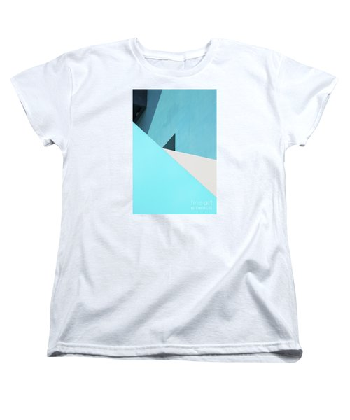 Urban Abstract 3 Women's T-Shirt (Standard Cut) by Elena Nosyreva
