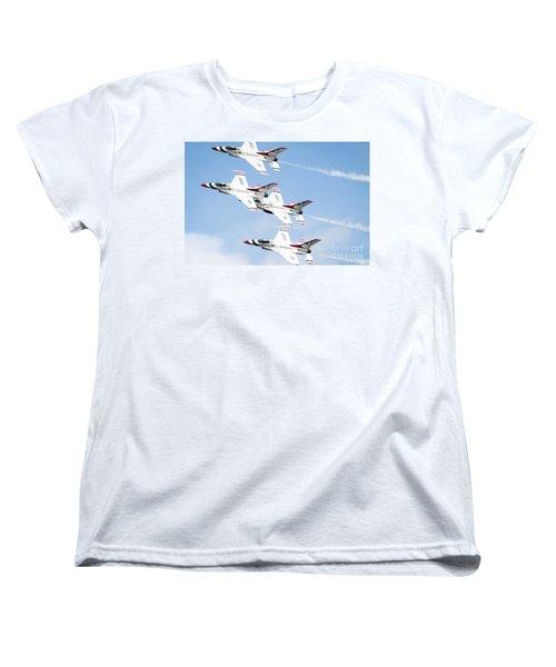 Usaf Thunderbirds Women's T-Shirt (Standard Cut)