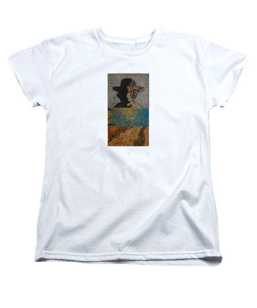 V Ogh 11 Women's T-Shirt (Standard Cut) by Stan  Magnan