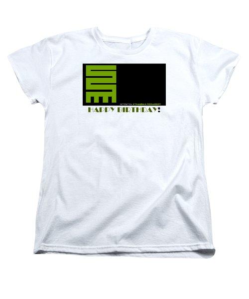 Versatility Women's T-Shirt (Standard Cut)