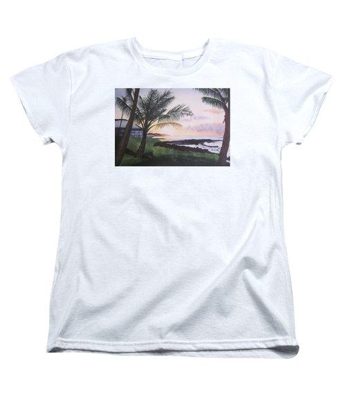 Version 2 Women's T-Shirt (Standard Cut) by Teresa Beyer