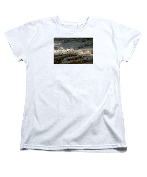 View From Masada Women's T-Shirt (Standard Cut) by Dubi Roman