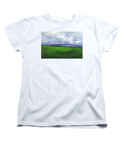 Views Of The Seas Women's T-Shirt (Standard Cut)