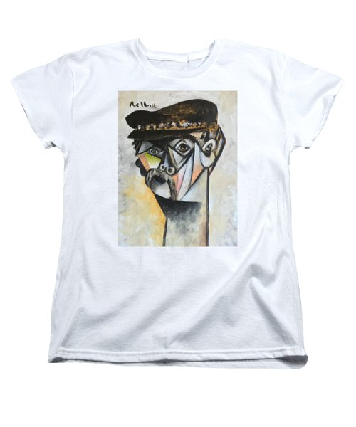 Vitae The Old Man  Women's T-Shirt (Standard Cut)
