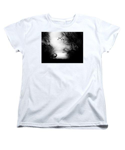 Waking From Winters Sleep Women's T-Shirt (Standard Cut)