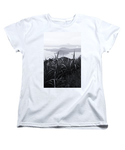Watch Over Women's T-Shirt (Standard Cut) by Jez C Self