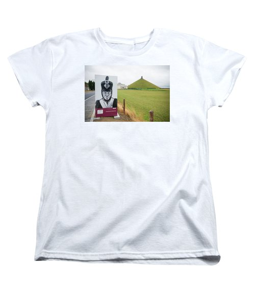 Waterloo Memorial Women's T-Shirt (Standard Cut) by Hans Engbers