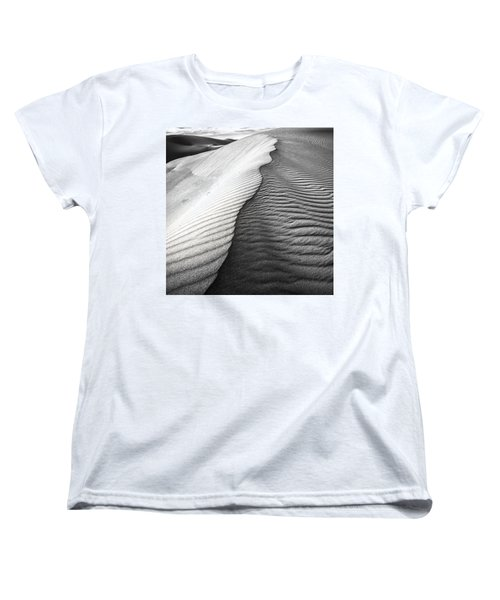 Wavetheory V Women's T-Shirt (Standard Cut) by Ryan Weddle