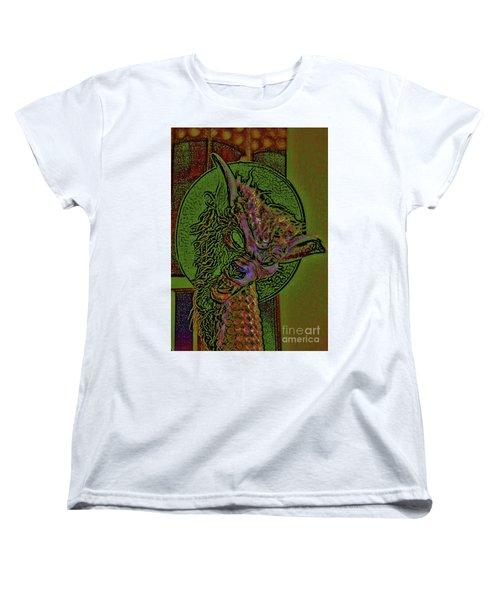 Women's T-Shirt (Standard Cut) featuring the photograph Werewolf Cult by Craig Wood