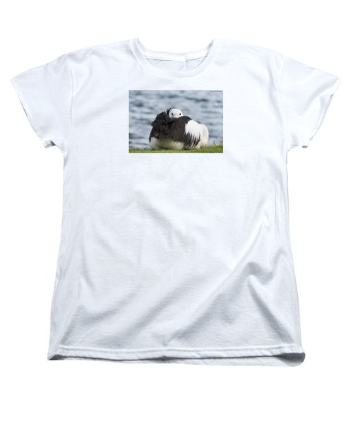 What 011 Women's T-Shirt (Standard Cut) by Kevin Chippindall