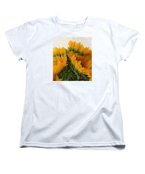 When The Autumn And Winter Meet By Jasna Gopic Women's T-Shirt (Standard Cut)