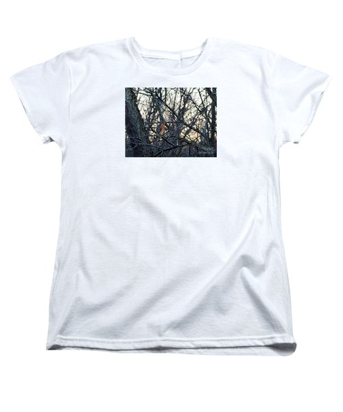 Women's T-Shirt (Standard Cut) featuring the photograph Where The Wild Things Are by Sandy Molinaro