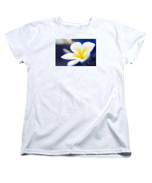 Wild Blue Morning Women's T-Shirt (Standard Cut) by Sharon Mau