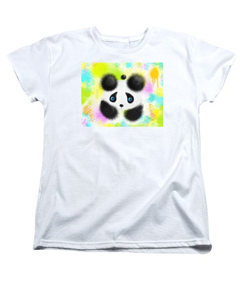 Will I Fit In Women's T-Shirt (Standard Cut) by Oiyee At Oystudio
