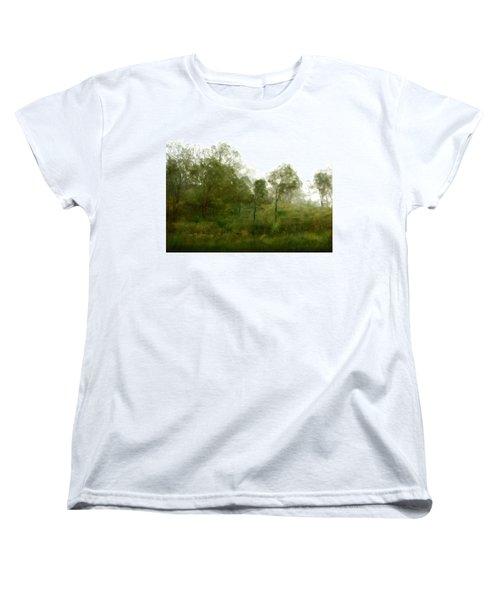 Wind Storm Women's T-Shirt (Standard Cut)