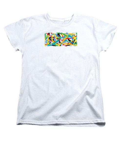 Wish - 21 Women's T-Shirt (Standard Cut) by Mirfarhad Moghimi