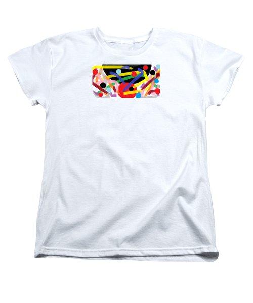 Wish - 22 Women's T-Shirt (Standard Cut) by Mirfarhad Moghimi