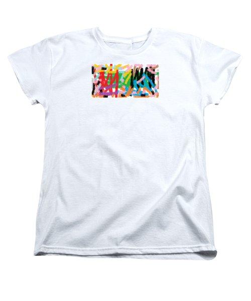 Wish - 28 Women's T-Shirt (Standard Cut) by Mirfarhad Moghimi
