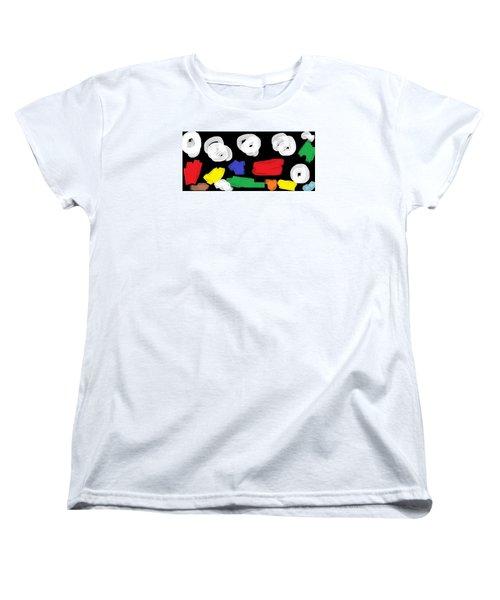 Wish - 33 Women's T-Shirt (Standard Cut) by Mirfarhad Moghimi