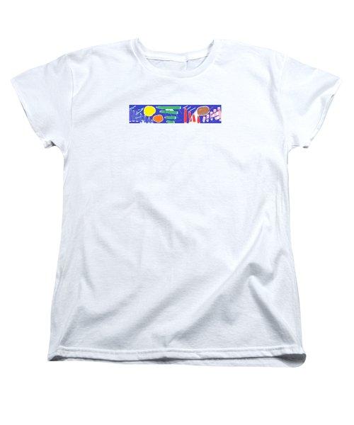 Wish - 36 Women's T-Shirt (Standard Cut) by Mirfarhad Moghimi