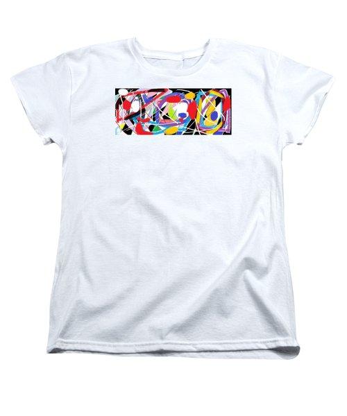 Wish - 43 Women's T-Shirt (Standard Cut) by Mirfarhad Moghimi
