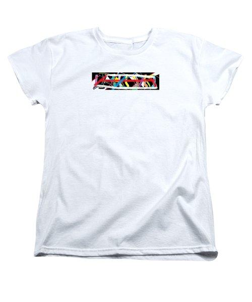 Wish - 61 Women's T-Shirt (Standard Cut) by Mirfarhad Moghimi