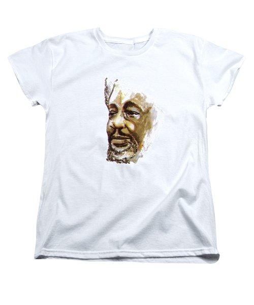 Wole Soyinka Women's T-Shirt (Standard Cut)