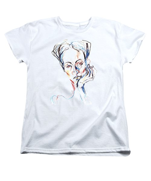 Woman Expression Women's T-Shirt (Standard Fit)