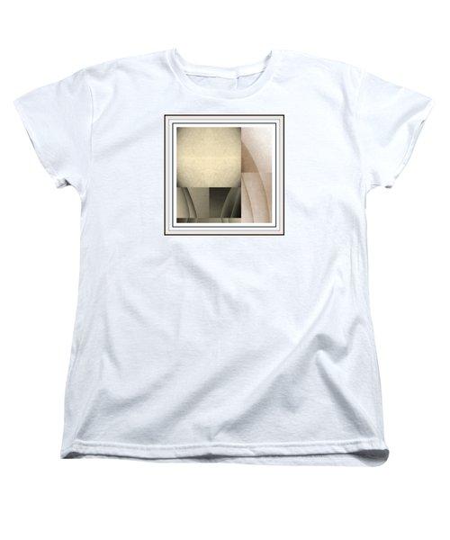 Woman Image Fivve Women's T-Shirt (Standard Cut) by Jack Dillhunt