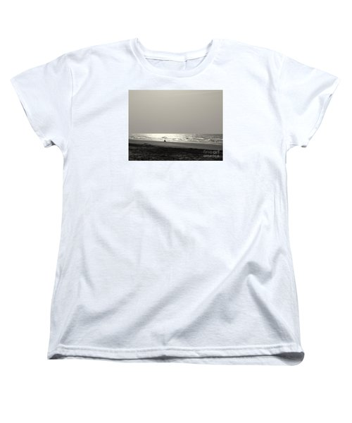 Women's T-Shirt (Standard Cut) featuring the photograph Y O L O by Mim White