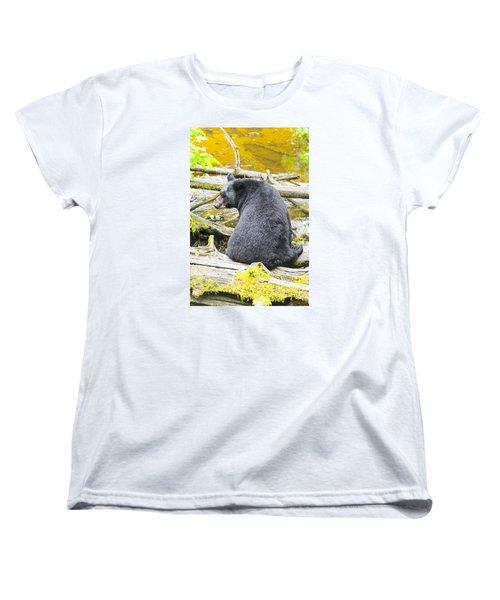 Yes They Do Women's T-Shirt (Standard Cut) by Harold Piskiel