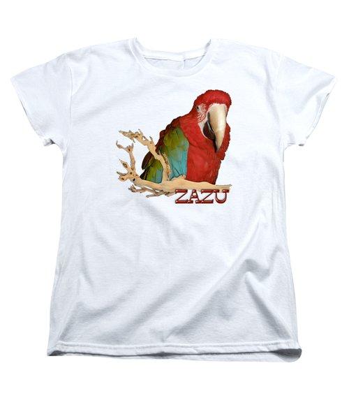 Zazu With Branch Women's T-Shirt (Standard Cut)