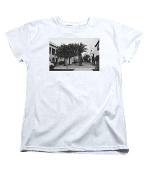 Alys Streetscape Women's T-Shirt (Standard Fit)