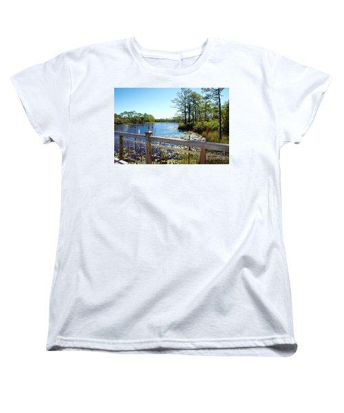 Lake View Women's T-Shirt (Standard Fit)